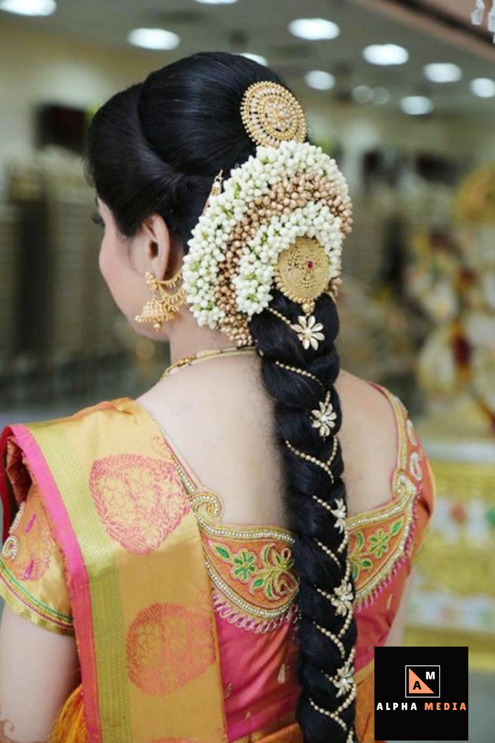 Awesome Looking Hair Styles Bridal Hairstyle Indian Wedding South Indian Wedding Hairstyles Indian Hairstyles