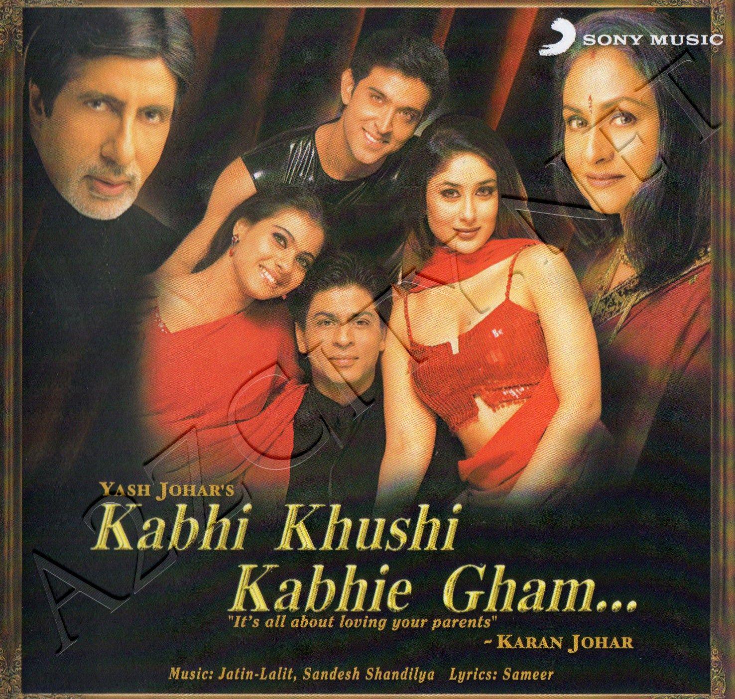 Kabhi Khushi Kabhie Gham 2001 Flac Mp3 Song Download Mp3 Song Songs