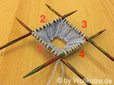 Anleitung Spiralsocke Mit Dieser Anleitung Für Spiralsocken Kannst