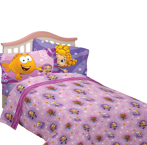 Bed Sets Bubble Guppies