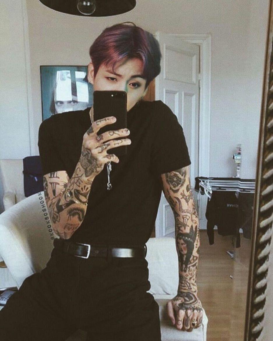 Taekook Tattoo: BTS, Bts Jungkook, Bts Tattoos