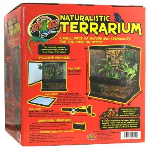Natural Terrarium 12X12X12