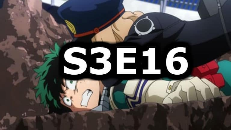 My Hero Academia Season 3 Episode 16 English Dubbed Watch Online