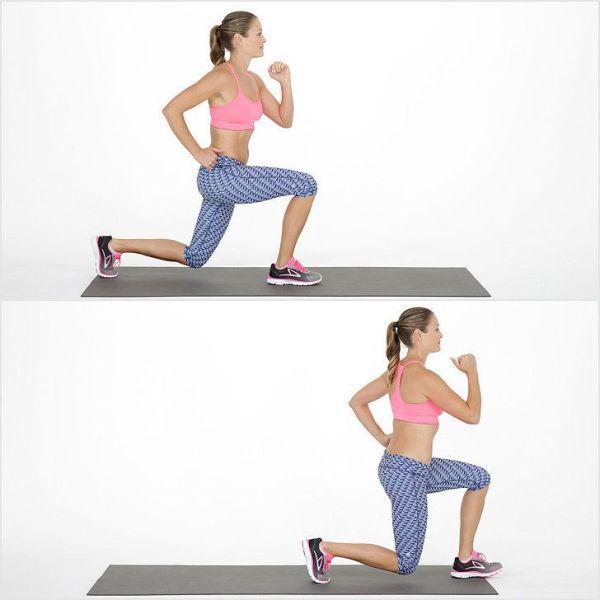 Exercitii de slabit rapid acasa video