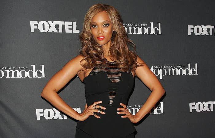 Tyra Banks Revealed New Details About Her Time Hosting Top Model In 2020 Model Tyra Banks Tyra