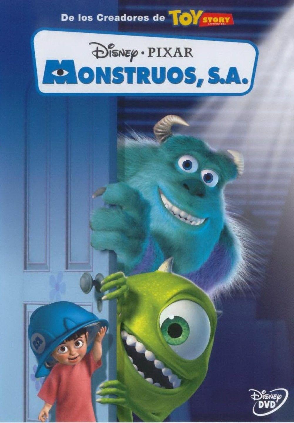 Ver Monsters Inc Online Gratis 2001 Hd Pelicula Completa Espanol Monstros E Companhia Filmes Infantis Filmes Pixar