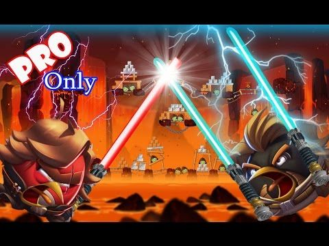 Angry Birds Star Wars 2 Character Reveals Anakin Skywalker Sith