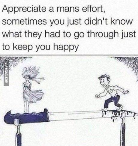 So true..... Girls pls