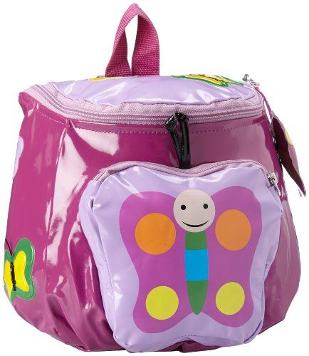 Kidorable Butterfly Backpack Purple One Size -- This is an Amazon Affiliate  link. More info could be found at the image url. 62d65bd887744