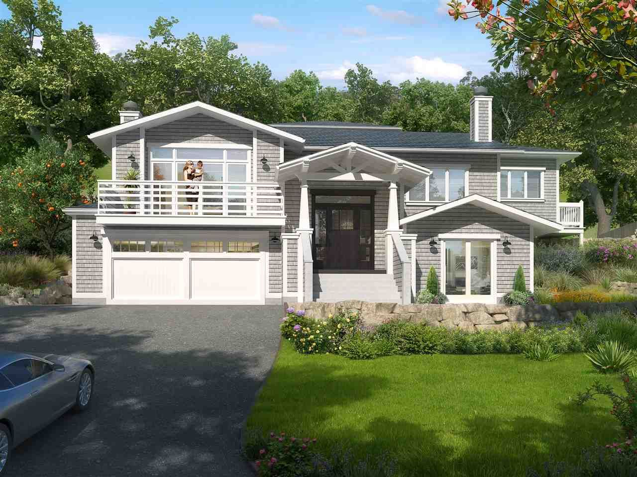 An opportunity to build your home from the ground up! 961 OAK VIEW ...