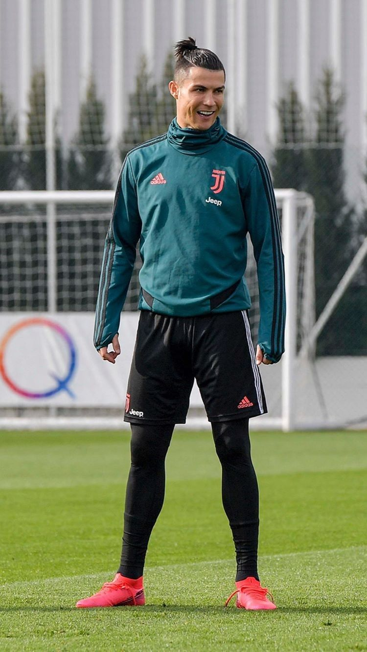 Cristiano Ronaldo Have Traning With Juventus Team Mate S In 2020