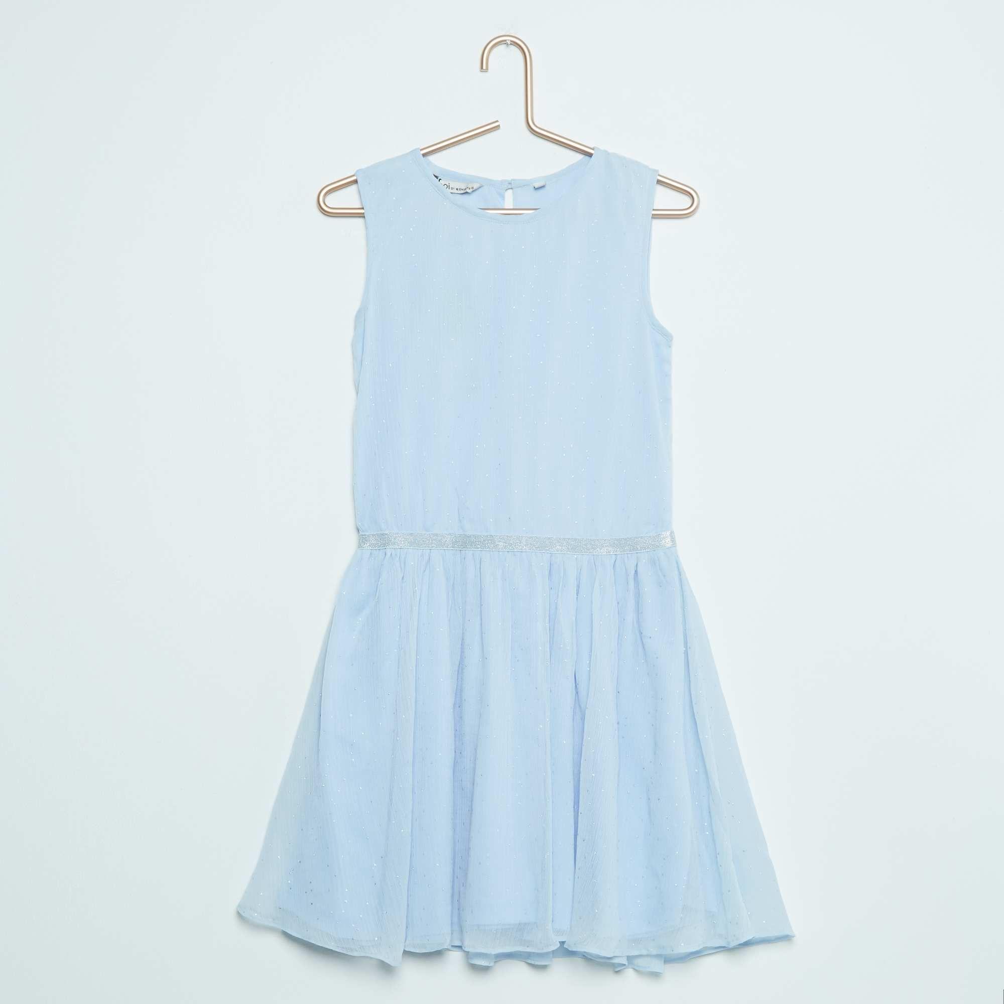 081d8e4499400 Robe de demoiselle d honneur avec corsage (3 mois à 16 ans) fille Next -  Blanc- Vue 1