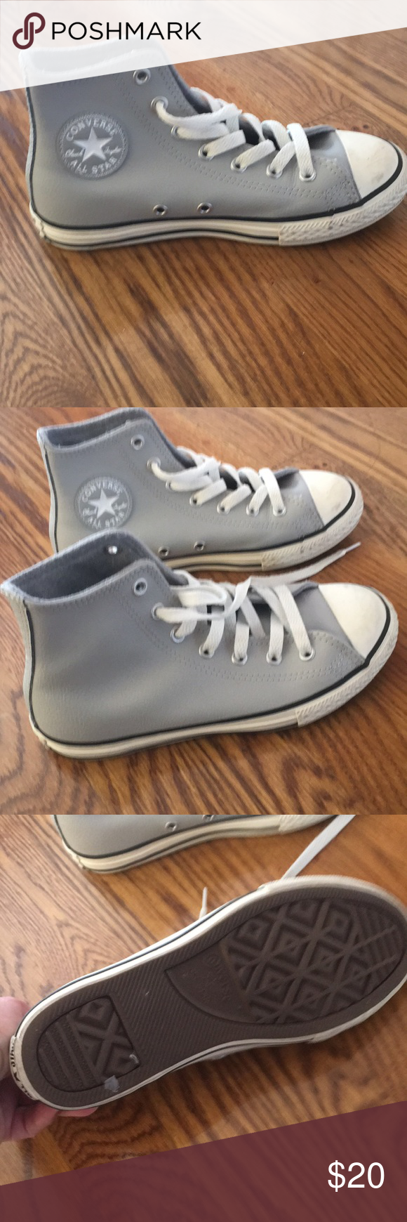 50eb3b59d59203 buy girls leather converse shoes bc63f 9caab