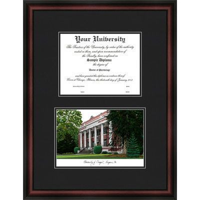 Campus Images NCAA University of Oregon Diplomate Diploma Picture Frame