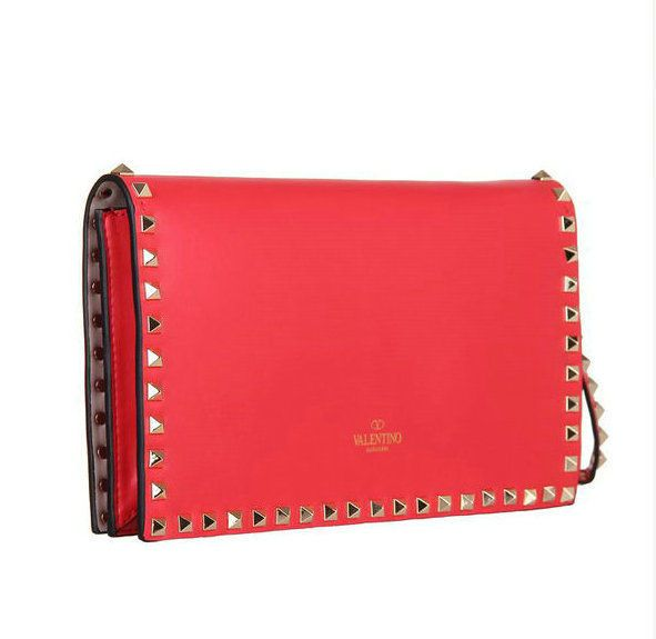 Buy Cheap Sast Garavani Chain Strap Clutch Bag - Only One Size / Red Valentino Cheap Websites yFEhAv