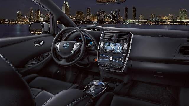 Image Result For Nissan Leaf Inside Nissan Leaf Nissan Leaf Electric Cars Nissan