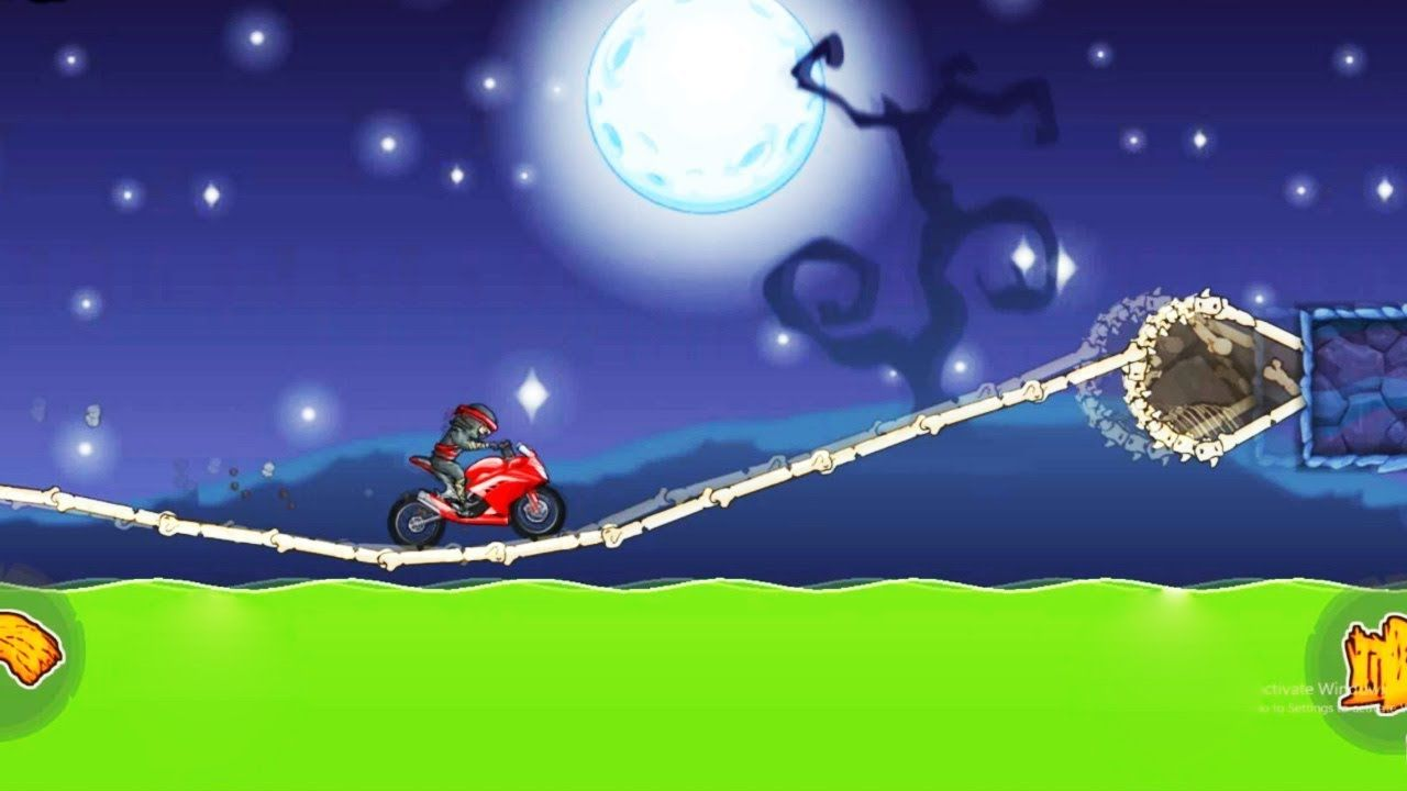 Moto X3m Bike Racing Games Motorbike Games For Kids Bike Games