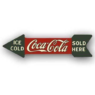 Arrow Coca-Cola Tin Sign Coca-Cola,http://www.amazon.com/dp/B000GKAX56/ref=cm_sw_r_pi_dp_U4rktb0VBE3KAD4Q