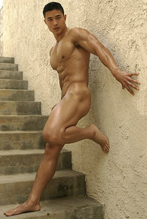 Nude asian men pics