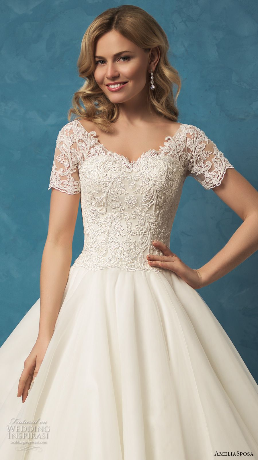 Amelia Sposa 2017 Wedding Dresses Wedding Dresses Wedding Gowns