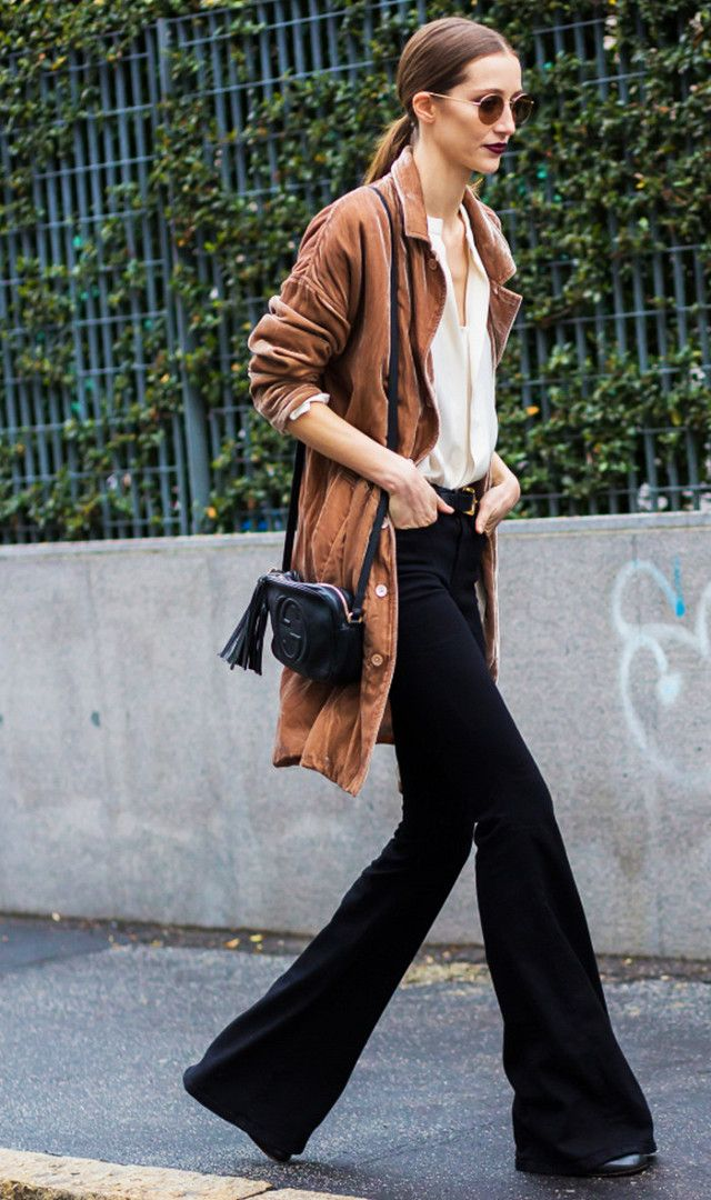 7 Easy Winter Outfit Ideas You Can Wear To Work | Velvet Jacket Velvet Blazer And Street Styles