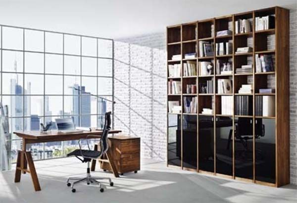office furniture sets for home office from Team 7 4 Office at home, why not.
