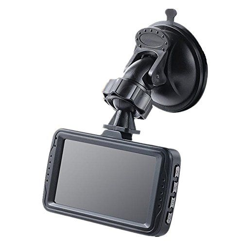 1080p Full HD Car DVR Car Dash Camera Front and Rear with…