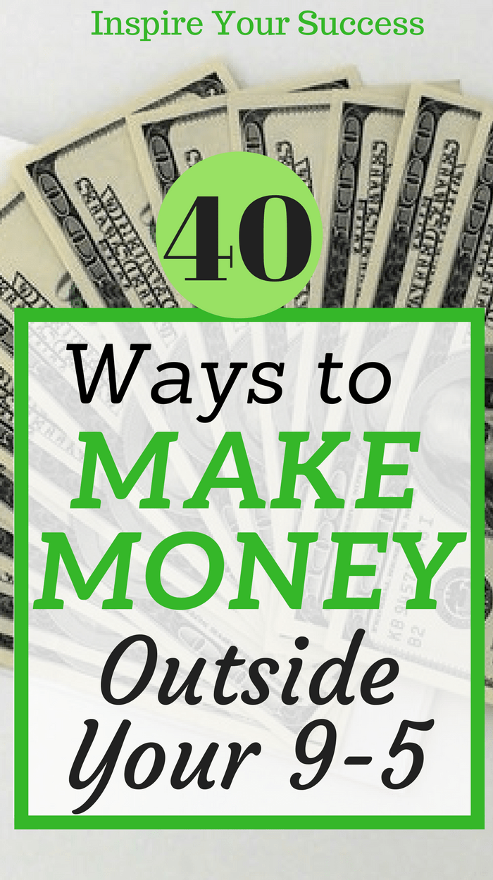 How To Earn Money When Your 9