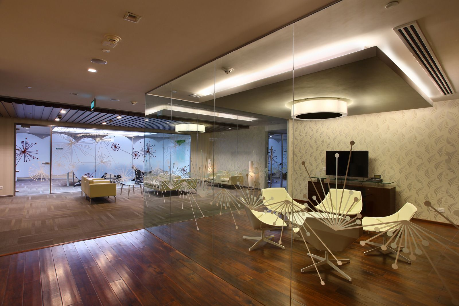 Office tour boston consulting group gurgaon offices for Design consultancy boston