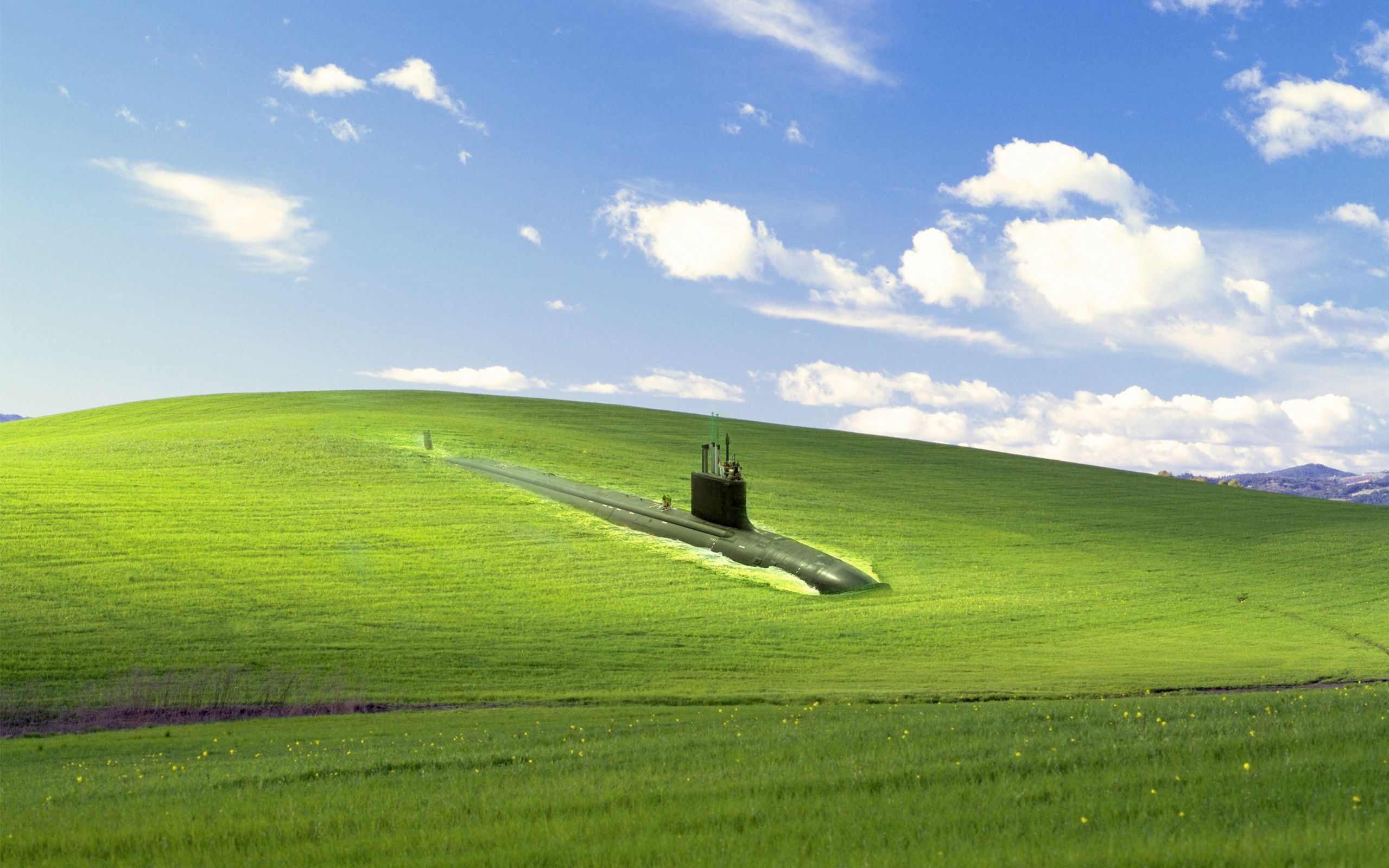 what the windows xp bliss wallpaper location looks like today