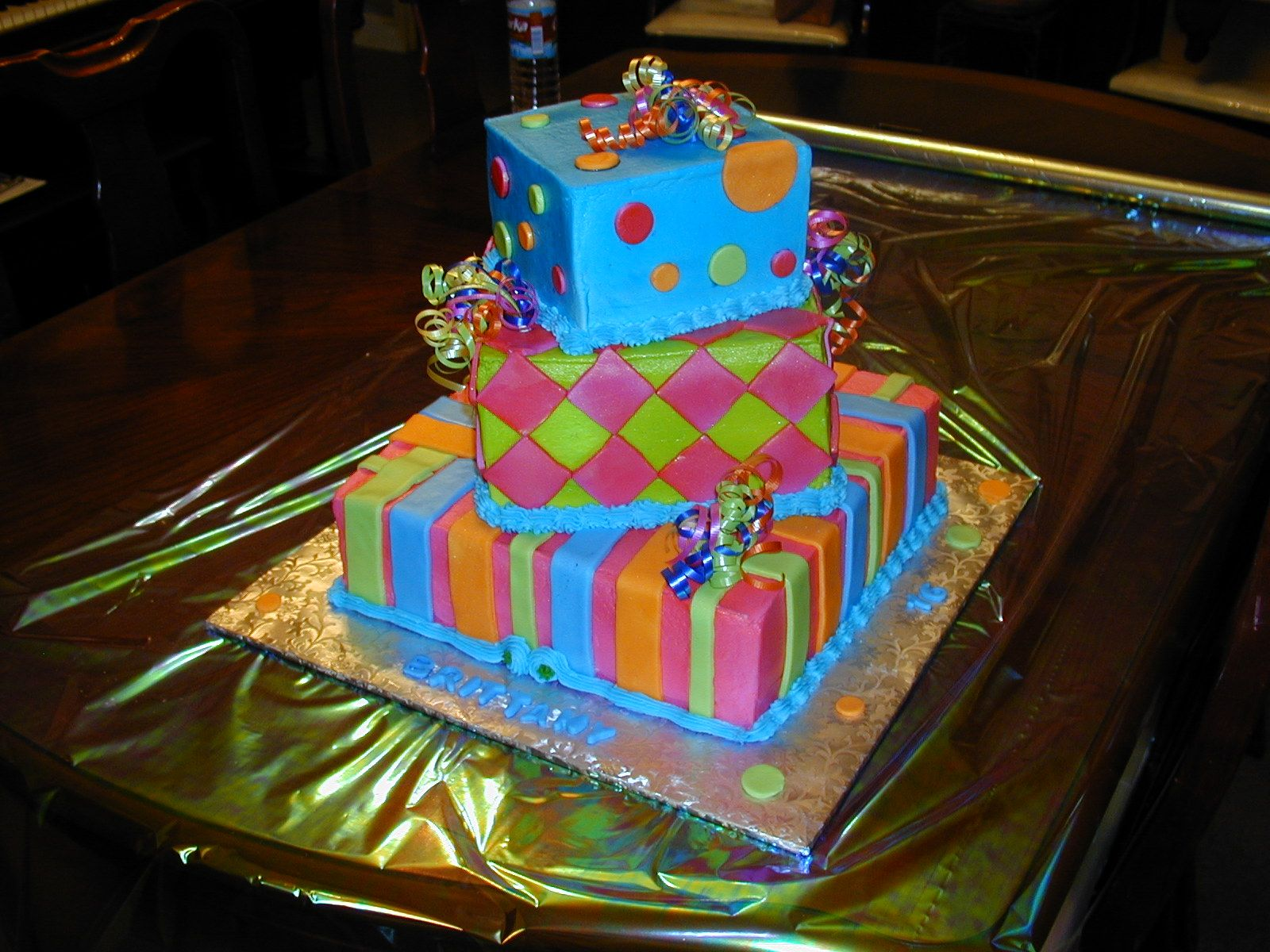 cake designs for a 13 year old girl this cake was designed by the