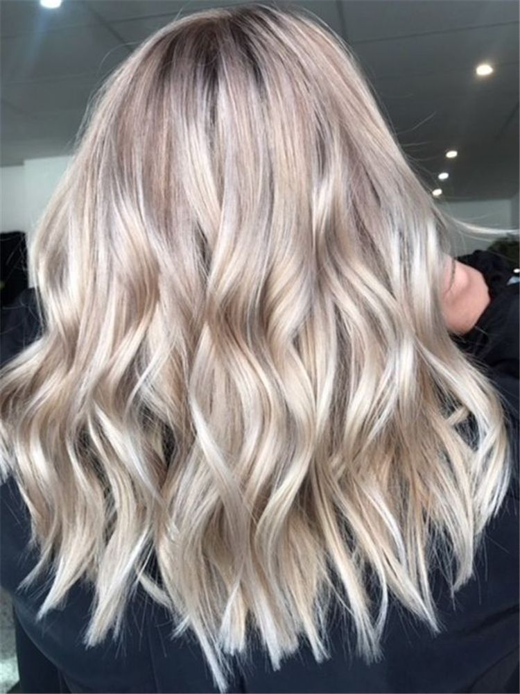 Stunning Blonde Hair Color Ideas With Styles For You Blonde Hair Blonde Hair Color Blonde Hairstyles Blonde Blond Haar Blond Haar Kleuren Lang Haar En Pony