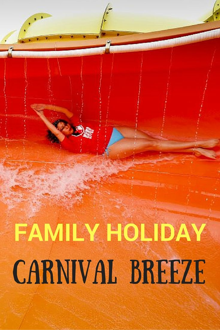 A Caribbean family holiday on Carnival Breeze   Carnival ...