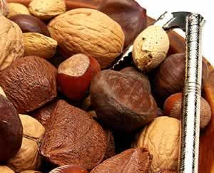 If you would like to improve your cardiovascular health, try nuts.