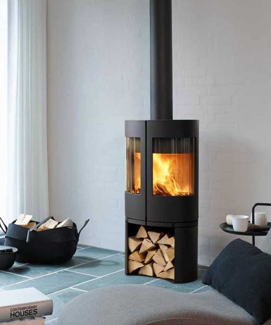 Wood-Burning Stoves are Heating Up - DuJour