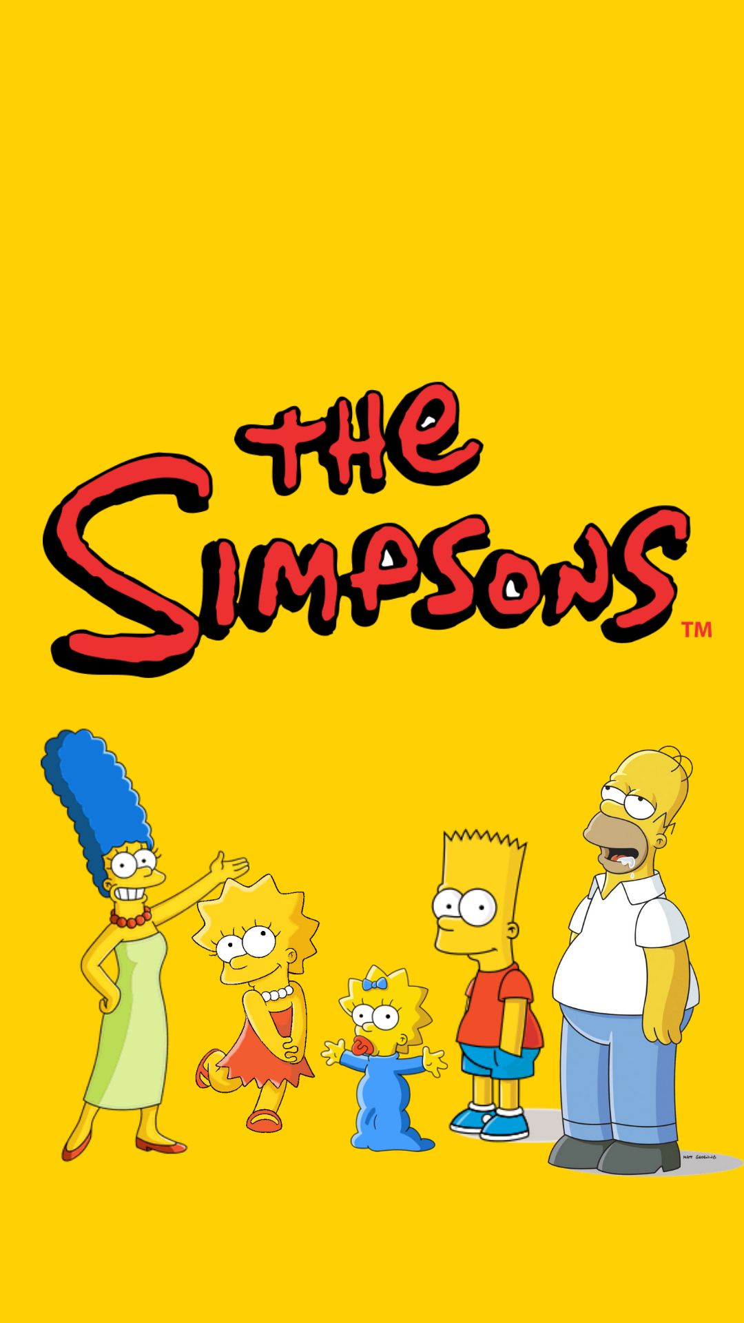 16+ Cool simpsons backgrounds 4k UHD
