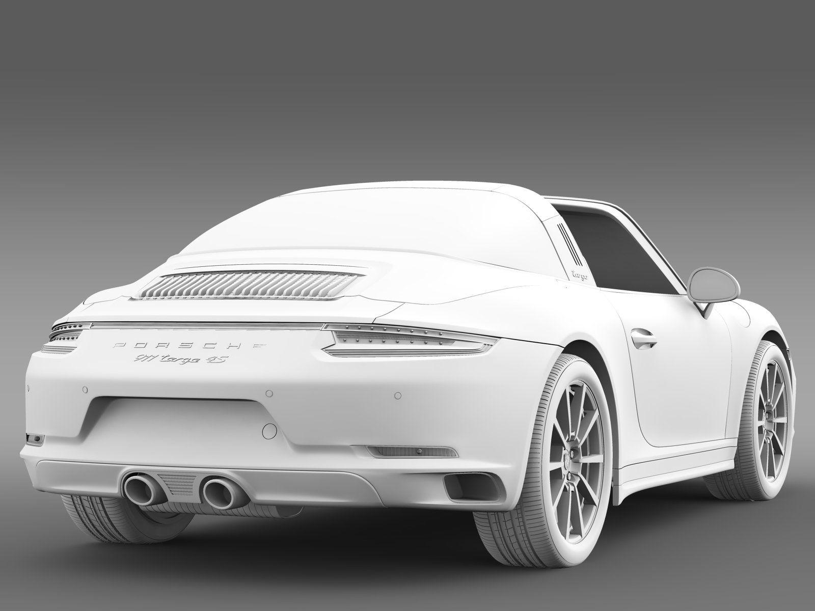 Porsche 911 Targa 4s 991 2016 Porsche 911 Targa Porsche 911 Targa 4s Porsche 911 Carrera 4s