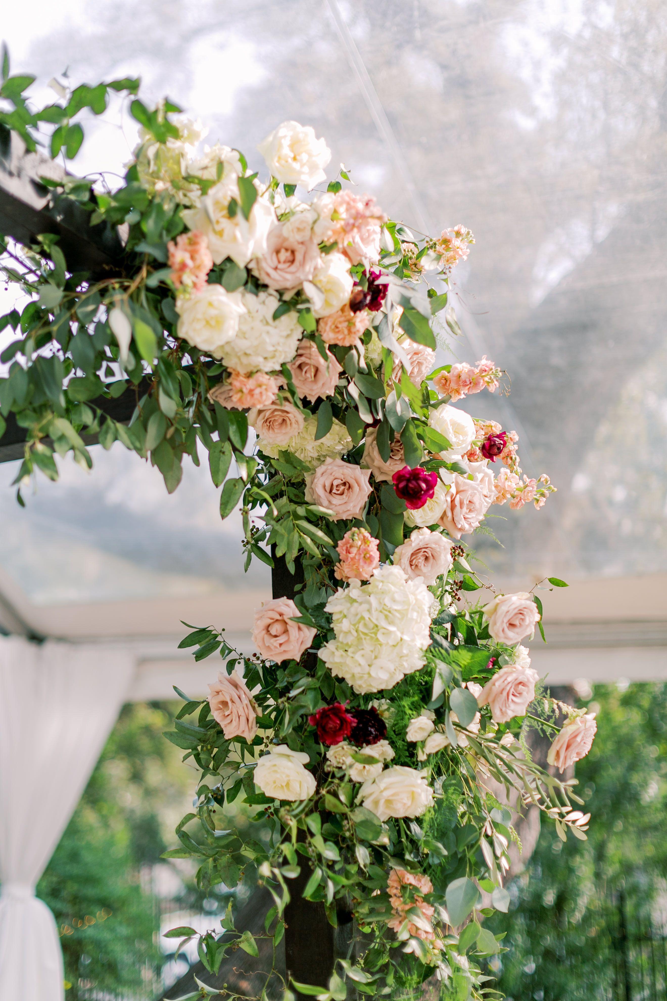 Allan House Wedding In 2020 Wedding Floral Floral Wreath