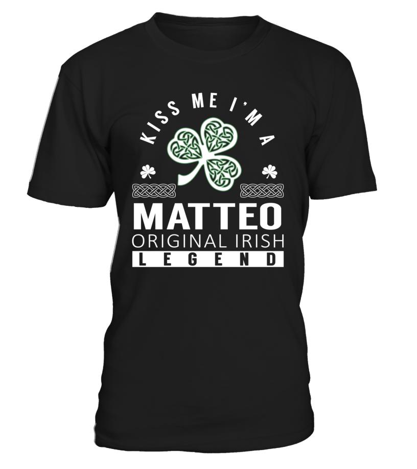 MATTEO Original Irish Legend
