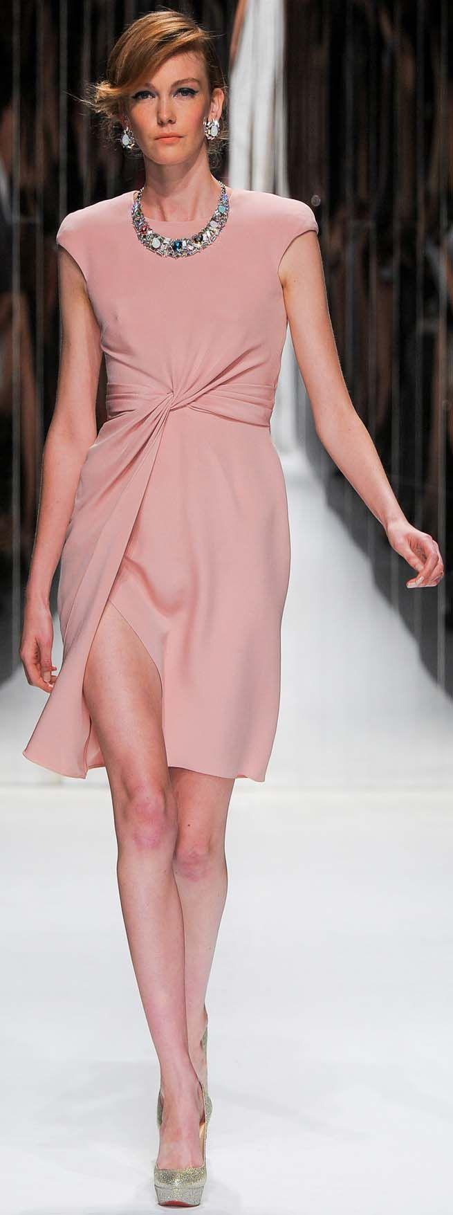 Jenny Packham Spring 2013 - Dresses | rosa chic | Pinterest ...