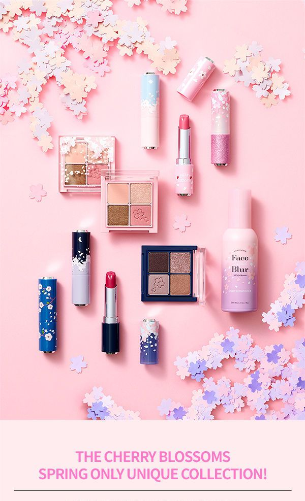 Buy Etude House Face Liquid Blur Spf50 Pa Cherry Blossom