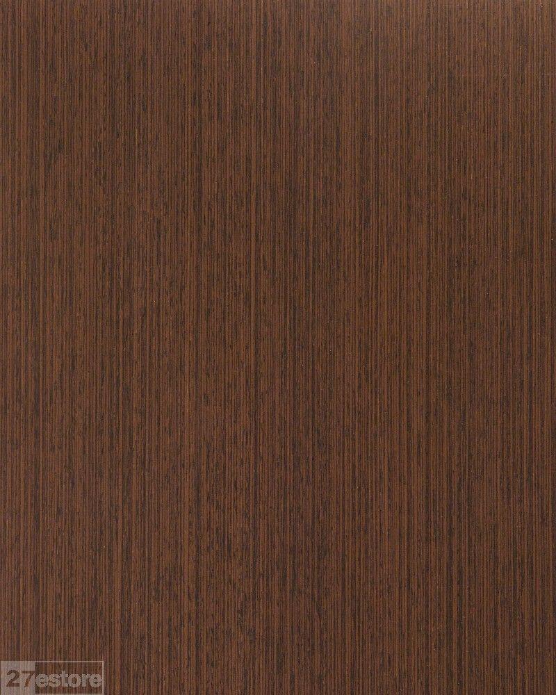 Wenge Straight Grain Veneer Sheet 4x8 Wall Panels Dark