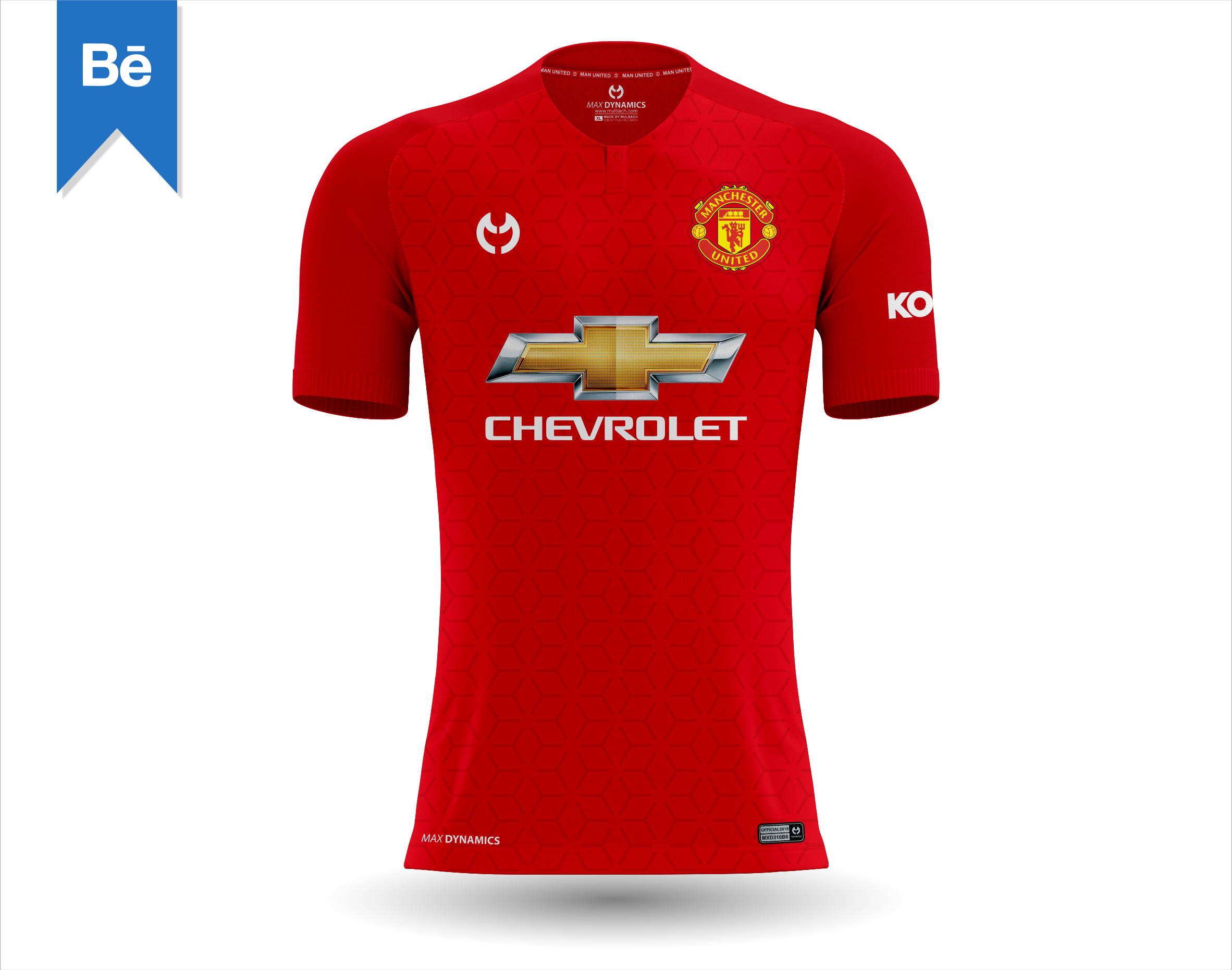 best cheap 24a77 c8113 Pin by Mul Bahtiar on Football Kits Design | Manchester ...
