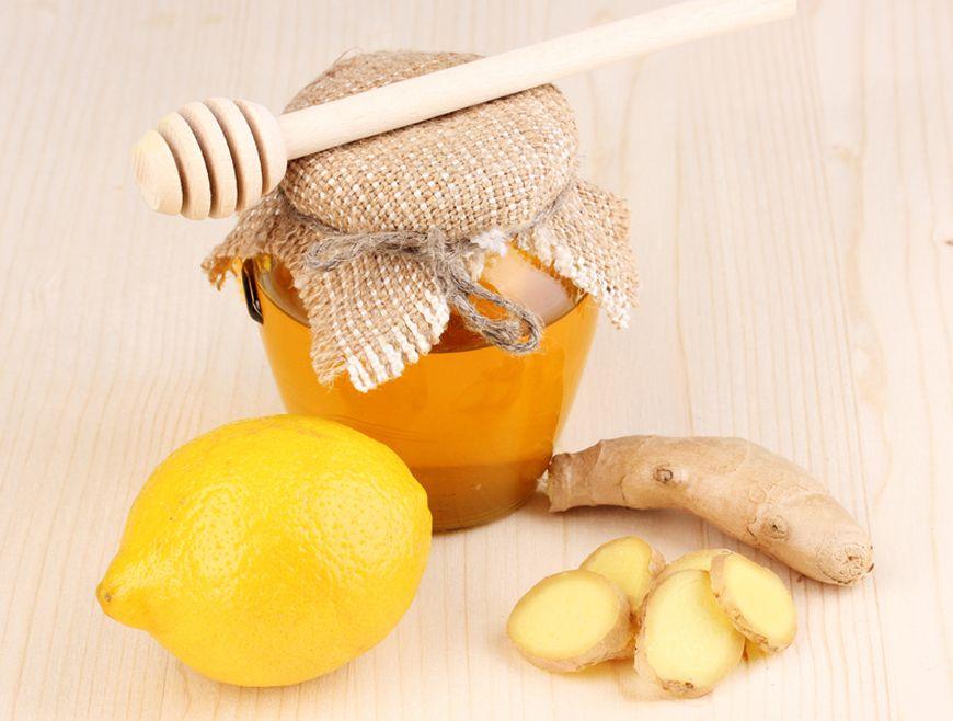 Ceai ghimbir cu miere si lamaie pentru raceala - Despre viața din România