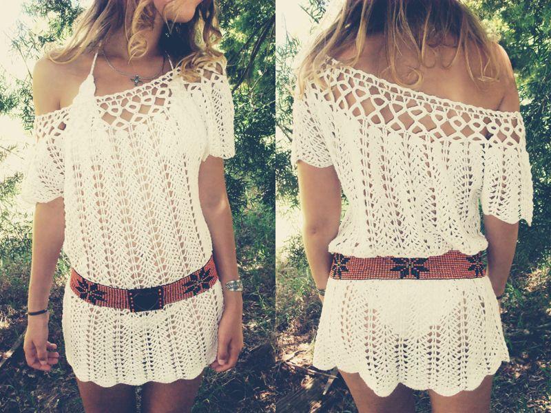crochet dress - Bing Images | Festival crochet | Pinterest ...