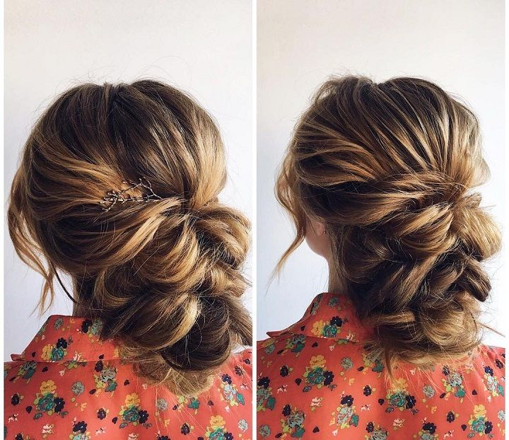 Beautiful Wedding Hairstyle For Long Hair Perfect For Any: Beautiful Updo Wedding Hairstyle That Are Perfect For