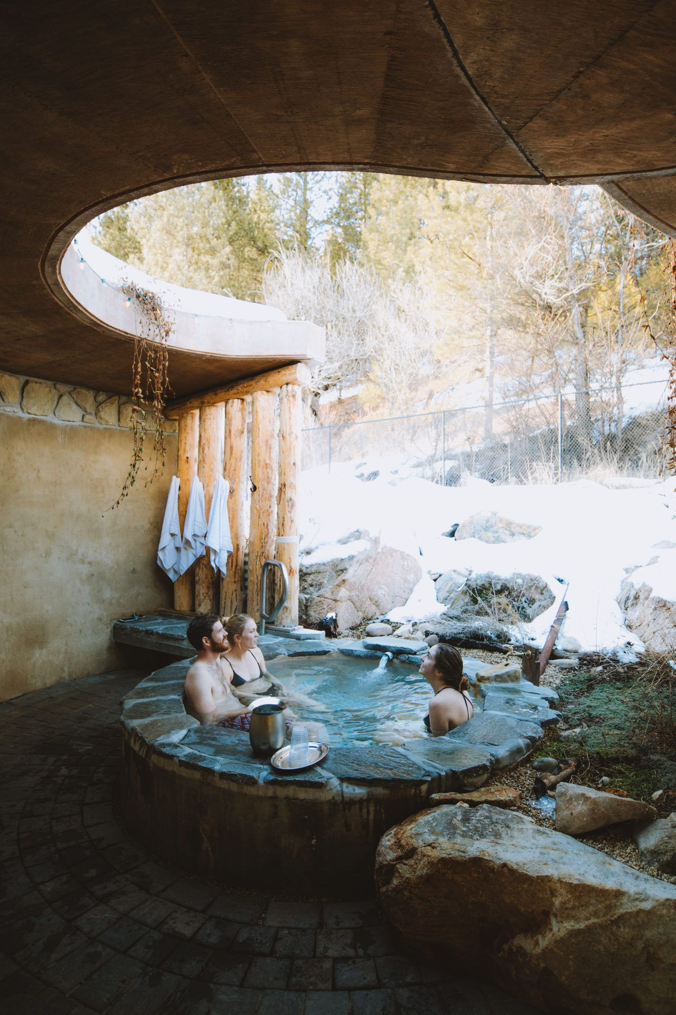 A Magical Escape To The Springs In Idaho City Dreamy Hot Springs Alert Idaho City Idaho Travel Hot Springs