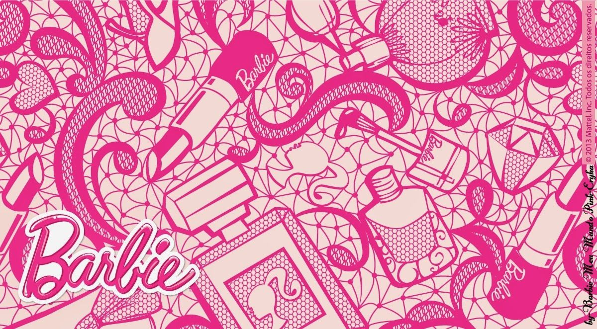 Barbie Logo Wallpaper 2015 Image Trends Barbie Party Barbie