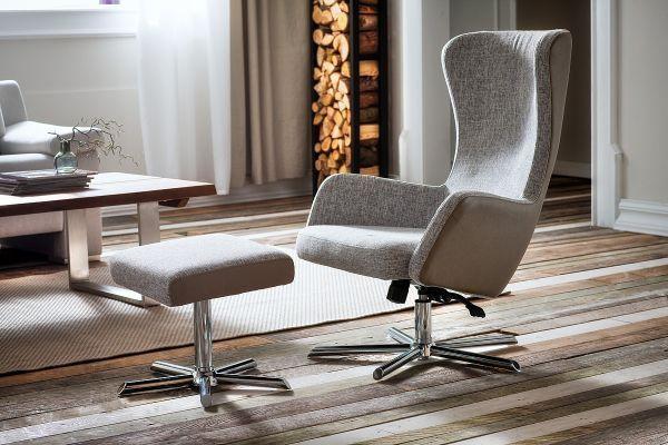 fernsehsessel conlega in grau beige retro - Tv Grau Beige