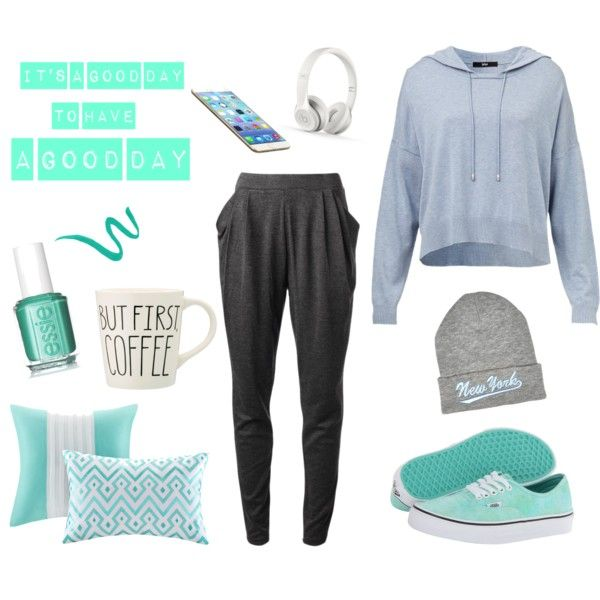 """Lazy morning"" by miasaramaria on Polyvore"